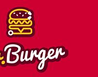 Dr. Burger Branding