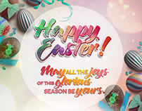 Easter Web Design
