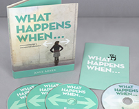 What Happens When...   Digipak
