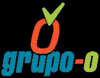 Sitio Web y Logotipo de Grupo O