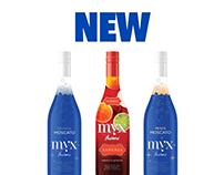 MYX Fusions - 750ml Bottle Reveal Video