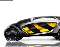 Geo-Lit SUV Design