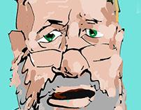 Caricatures of teachers