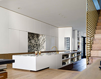 Bougainvillea Row House by Luigi Rosselli