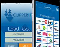 UX design: Clipper Card