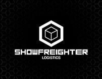 Identidade visual- ShowFreighter