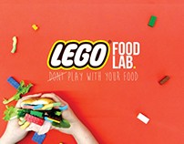 LEGO Food Lab