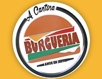 A Cantina Burgueria- Campanha da loja nova 2