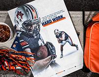 2018 Auburn Football - Program Posters