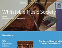 Chamber Music Society relaunch 2017