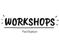 UX Workshops Facilitation / 2015 - 2018