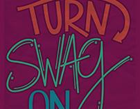 Turn SWAG on