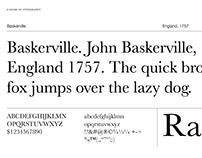 Fab 15 Serif Typefaces
