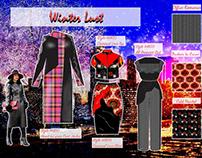 Winter Lust - Mini Capsule Collection.