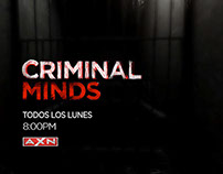 CRIMINAL MINDS Dibujos de la mente