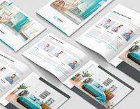 Interios – Interior Design Brochures Print Templates