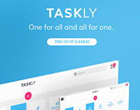 UX Design, task management app