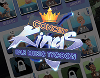 Concert Kings Idle Music Tycoon