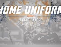 Lakers Concept Uniform