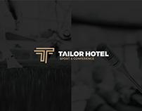 TAILOR HOTEL || logo + branding