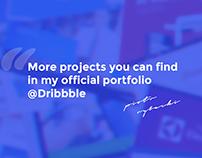 @Dribbble! ( rybacki.dribbble.com )