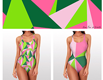 Textile Graphic Design-Summer 2015