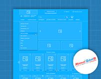 Web store blueprints