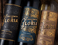 Convento da Glória || Wine Packaging Design