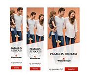 Wienerberger HTML banner ads