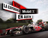 Mobil 1 / Austin Texas / Vodafone - Mc Laren - Mercedes