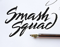 Smash Squad Team T-Shirt