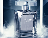 Vanitas Versace Product Photography