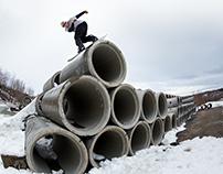 Arbor Snowboards - Cosa Nostra