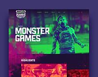 The Monster Games | Mocktober 2017