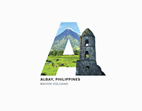 Philippines Alphabet Places
