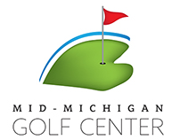 Mid-Michigan Golf Center - Logo