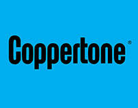 Coppertone - Rebrand and Packaging