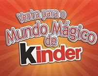 "Ação PdV ""Kinder Ovo"""