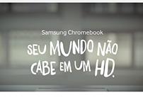 Vídeos - Samsung - Chromebook