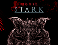 House Stark - A Tribute to Game of thrones Series