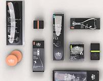 Création packaging Elite accessoires manucure