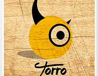 Torro Guitars Logo Design