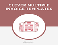 Odoo Clever Multiple Invoice Templates