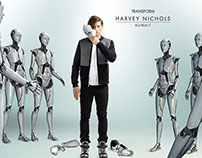 Harvey Nichols - Transform