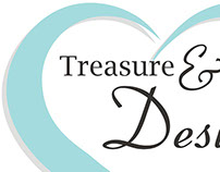 Treasure & Heart Designs: Logo Design 2015