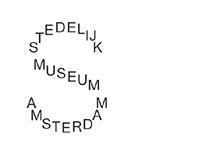 De Stijl: Stedelijk museum poster.