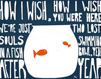 Pink Floyd Illustration