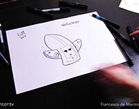 Tam Tam / Strangebone Sketches