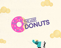 The Lost Donuts - Web Game
