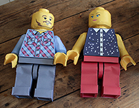 Overland Inn en Lego